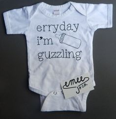Funny Baby Clothes Funny Baby Gifts Gender Neutral by EmeeJoCo