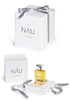 NAU | Fragrance Package Design