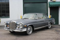 1969 Mercedes-Benz 280SE Coupe for sale | Hemmings Motor News
