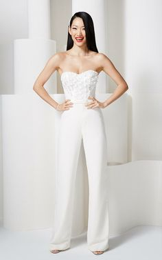 Die 30 Besten Bilder Von Brautkleid Alternativen Catsuit Marriage