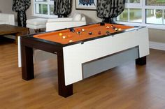 Koraltaruk Bilardo   Now Your Dining Room Can Also Be Your Rec Room Thanks  To The Koraltaruk Bilardo. This Table Is Designed To Function As Both A Pool  ...