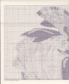 Todo Mirabilia (pág. 199) | Aprender manualidades es facilisimo.com Cross Stitching, Pattern Fashion, Cross Stitch Patterns, Embroidery, Crossstitch, Veronica, Fairy, Portrait, Cross Stitch Pictures