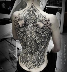 Full back piece