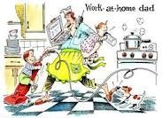 Work from home cartoons