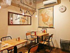 DAY 17 : Shinjuku - Chatty Chatty  #Japan #Tokyo #Shinjuku #burger #chattychatty