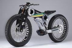 Caterham Carbon e-bike 2014