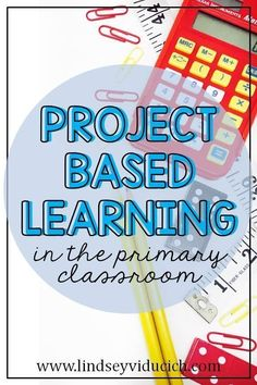 Project Based Learning completely changed how I plan lessons as an elementary school teacher! This is an awesome way to increase student engagement and simplify the lesson planning process for you as a teacher. This is part 1 of a practical guide for how