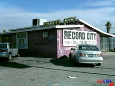 Record City - looks close to our hotel!
