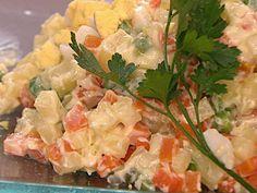 Salada russa   Receitas   FOX Life
