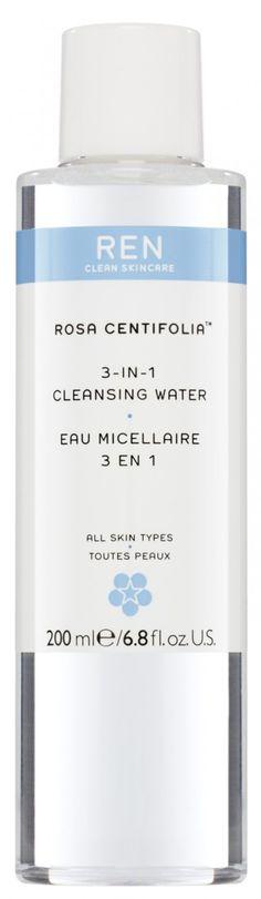 Rosa Centifolia ™ 3-in-1 Eau Démaquillante