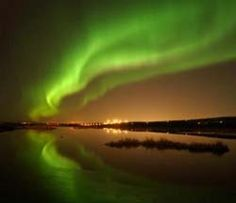 northern lights in anchorage- On my list of to-do's for my life, see the northen lights