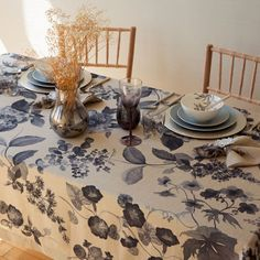 DIGITAL RURAL PRINT NAPKIN AND TABLECLOTH - Tablecloths - Tableware | Zara Home Austria