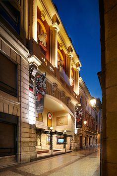 Casino Kursaal. Donostia - San Sebastian