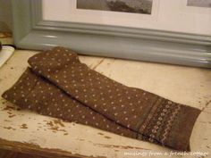 """Musings From A French Cottage: A Tutorial for """"Baby Legs"""""""