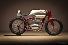 Chris Flechtner...custom motorcycle builder...moonlights restoring antique Japanese swords and is the owner of Speed Shop Design...motorcycle and car building workshop in Seattle.