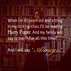 #harrypotter #always
