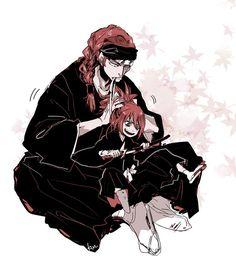 Renji and Ichika