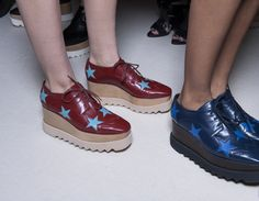 Stella McCartney Winter '14 Elyse Shoes.