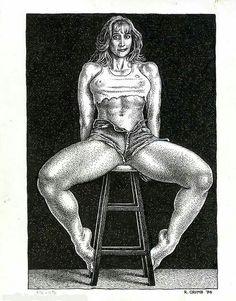 Robert Crumb Artwerk