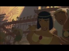 The Prince of Egypt - Moses Kills A Man/Goodbye Brother HD