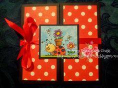 LadyBug Birthday Card!!