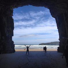 Caving in New Zealand    #travel #newzealand
