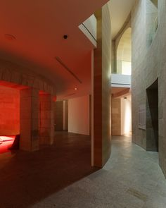 Museo de ARte COntemporáneo   Fraga Quijada e Portolés   Vigo 2002   Foto: Adrián Capelo