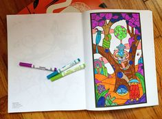 Outside the Lines coloring book — $14.99 | 10 Life-Changing Things To Try In May