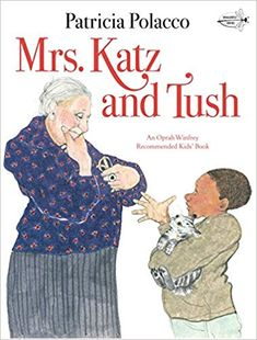 Katz and Tush Author : Patricia Polacco Pages : 32 pages Publisher : Dragonfly Books Language : eng : 0440409365 : 9780440409366 Patricia Polacco, Five In A Row, Kitten Care, Author Studies, Unit Studies, Reading Rainbow, Children's Literature, American Literature, Book Authors