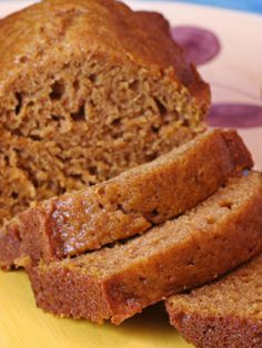 University of Tennessee pumpkin bread...I have finally found the recipe that reminds me of meals at Presidential at UT!!!!