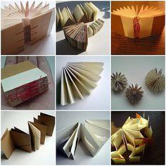 Erika Richardson: Libros de artista