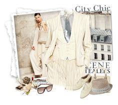 """""""City Chic"""" by flowerchild805 ❤ liked on Polyvore"""