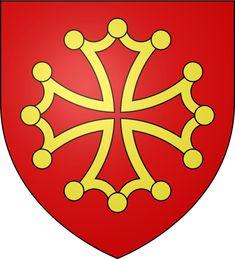 Blason du Languedoc.