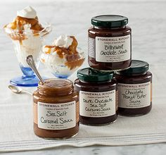 Dessert Topping Collection