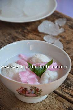 Diah Didi's Kitchen: Es Gempol Pleret..Salah Satu Warisan Kuliner Unik Yang Wajib di Lestarikan