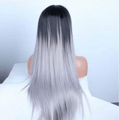 Ombre Hair Color Trends – Is The Silver Granny Hairstyles,           Here are some Ombre Hair Color Trends for you to get inspiration.If you are a bold young girl or a brave guy, then it is the right..., Hairstyles & Haircuts