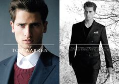 Tom Warren LCM— Show Packages A/W 15