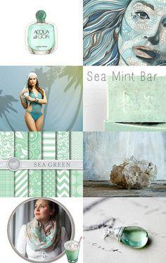 *Sea Woman*  by Svetlana Senchurova on Etsy --Pinned with TreasuryPin.com
