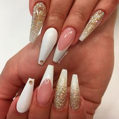 Stunning Coffin Nails Design picture 2