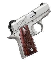 Kimber Micro 9 Stainless Caliber: 9mm Height (inches) 90° to barrel: 4.07 Weight (ounces) with empty magazine: 15.6 Length (inches): 6.1 Magazine capacity: 6