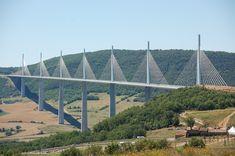 France, Millau Viaduct Summer Holiday France Milla #france, #millau, #viaduct, #summer, #holiday, #france, #milla