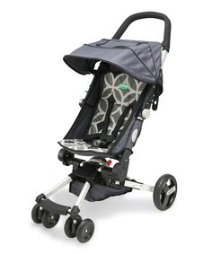 For families on the move, this stroller features an effortless two-step folding system and easily tucks away into the included carry bag. The extra-tall push bar and two-position reclining seat ensure both the driver and rider are comfortable. When storm clouds make an unexpected appearance, attach the included vented weather shield for instant protection from rain.Includes stroller, weathe...