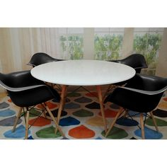 TMS Furniture 5PCRETG 5 Piece Retro Dining Set | Product Images | Pinterest  | Dining Sets And Retro