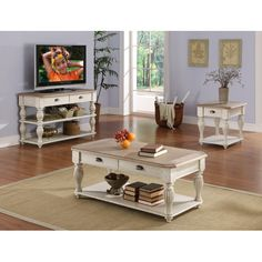 Found it at Wayfair - Ringgold Coffee Table Set