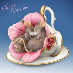 Good Night and Sweet Dreams! ❤️