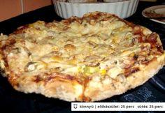 gombás pizza - Google keresés Hawaiian Pizza, Google, Food, Essen, Meals, Yemek, Eten