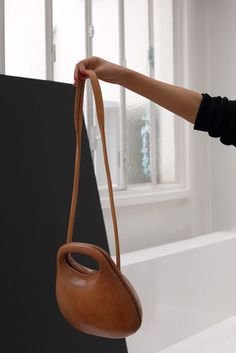 Christophe Lemaire's Striking, Sculptural Leather Bags - NYTimes.com