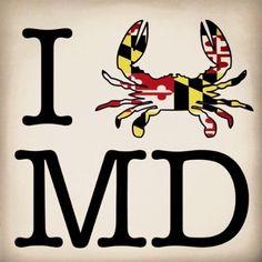 I <3 Maryland