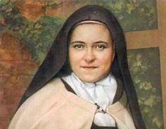 St Therese of Lisieux Catholic News, Catholic Religion, Catholic Saints, Pape Jean Paul Ii, Sainte Therese De Lisieux, Nuns Habits, Jesus Is Lord, Mother Mary, Gods Love