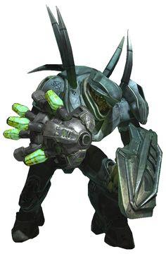 Hunter (side view) from Halo Halo 5, Halo Game, Halo Reach, Alien Concept Art, Armor Concept, Halo Cosplay, Halo Mega Bloks, Halo Armor, Halo Spartan
